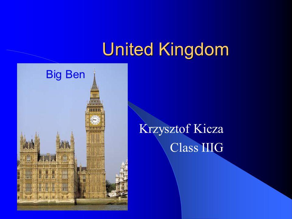 United Kingdom Krzysztof Kicza Class IIIG Big Ben