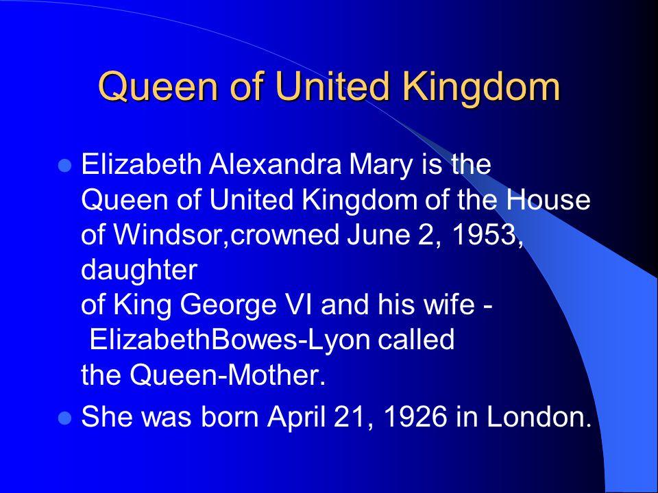 Buckingham Palace Royal Family House