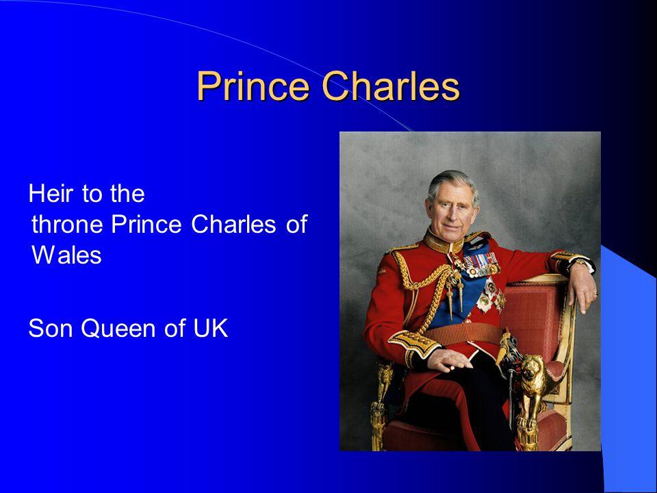Prnice William William Arthur Philip Louis Mountbatten- Windsor Grandson of Queen