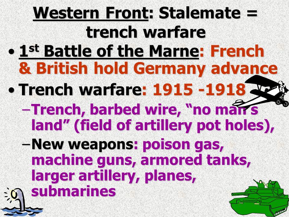 1st Battle of the Marne 1914 Schlieffen Plan