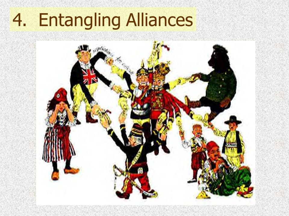 4. Entangling Alliances
