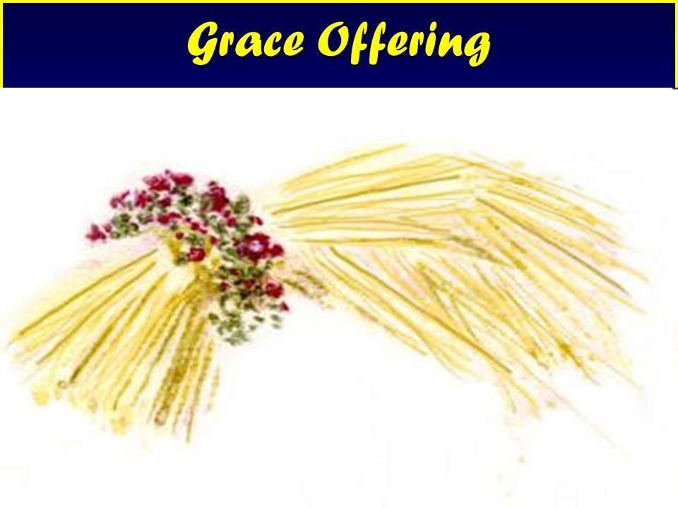 Grace Offering