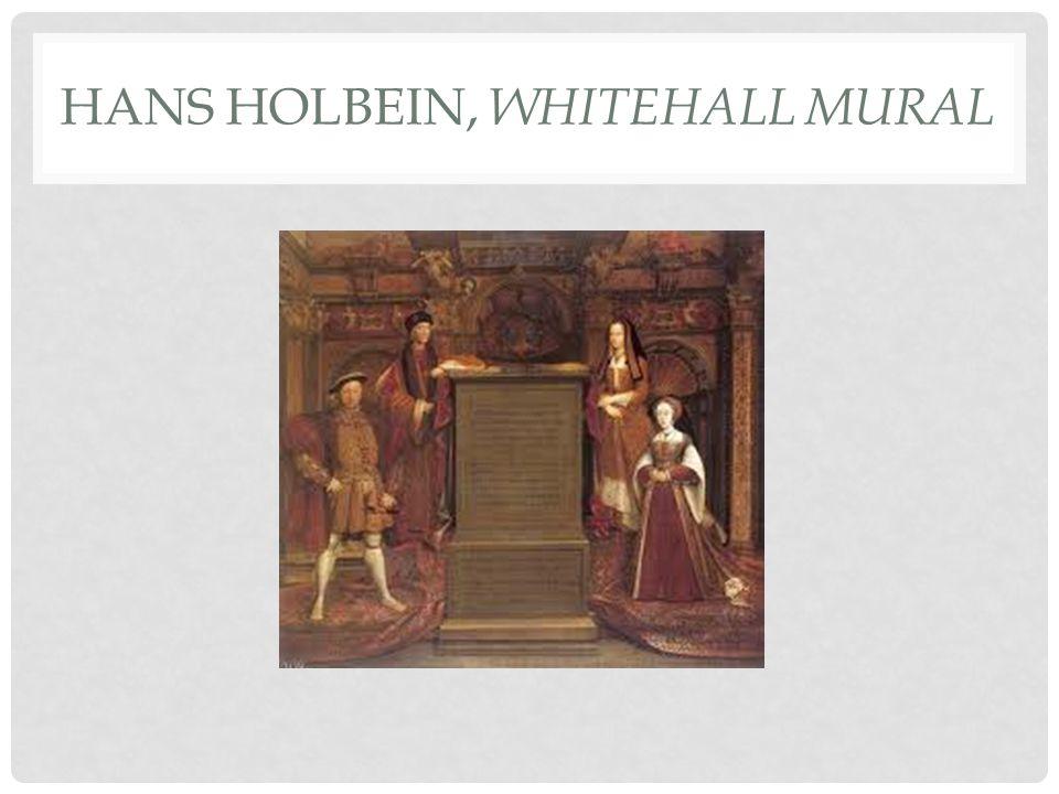 HANS HOLBEIN, WHITEHALL MURAL