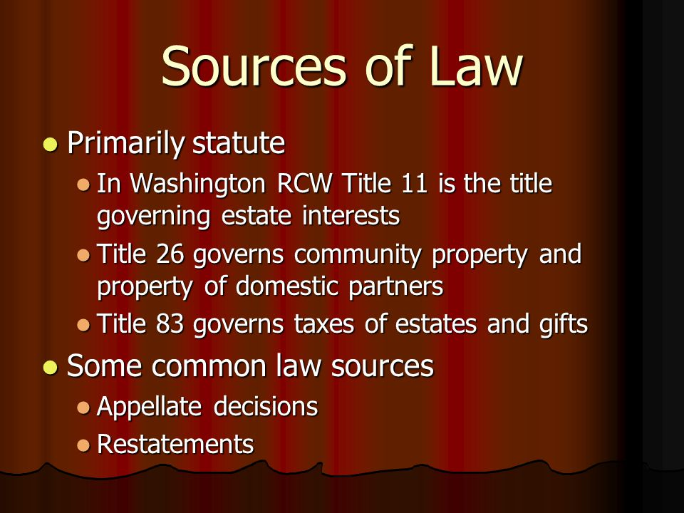 Trust Terms Trustor (grantor or settlor) – the person who creates the trust Trustor (grantor or settlor) – the person who creates the trust Trustee – the person or entity who holds legal title of the trust property for the benefit of another Trustee – the person or entity who holds legal title of the trust property for the benefit of another Trust Property (principal, corpus or res) – the property placed in trust by the settlor Trust Property (principal, corpus or res) – the property placed in trust by the settlor Beneficiary – person to benefit from trust Beneficiary – person to benefit from trust Trust purpose – reason why trust is created Trust purpose – reason why trust is created