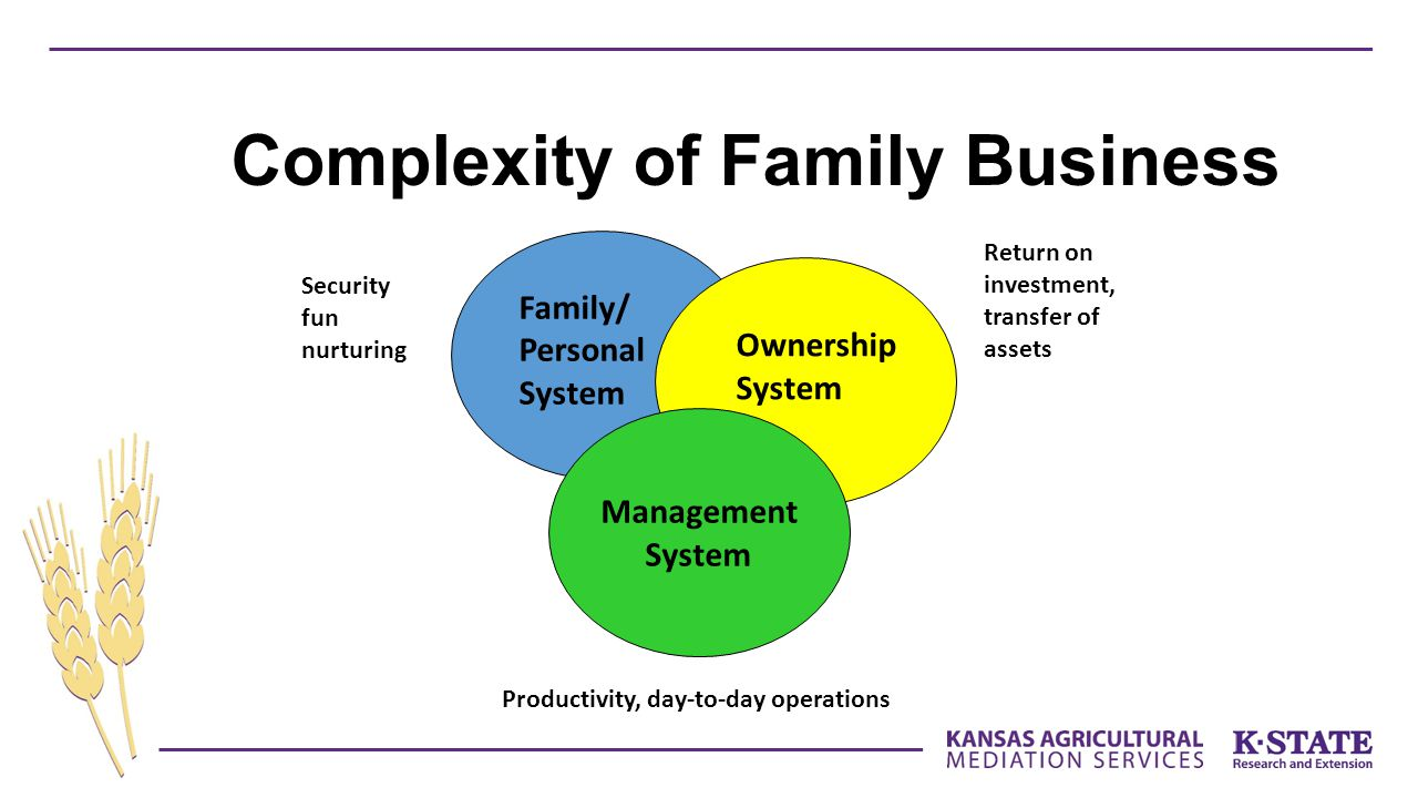 What is most important about having a farm.What do you value about family life.