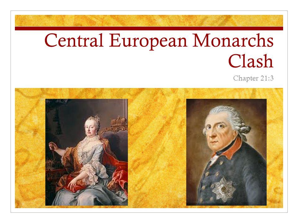 Central European Monarchs Clash Chapter 21:3