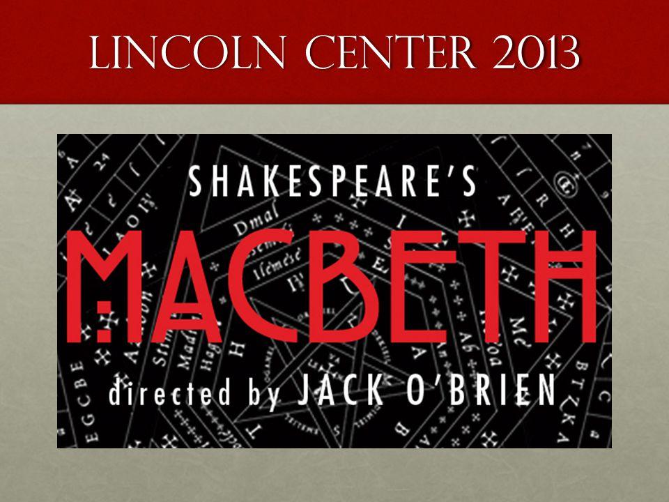 Lincoln Center 2013