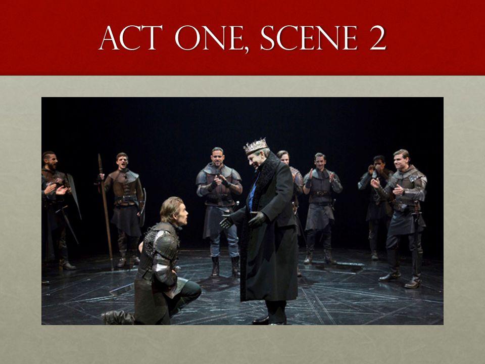 Act One, Scene 2