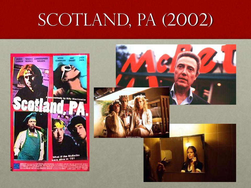 Scotland, PA (2002)