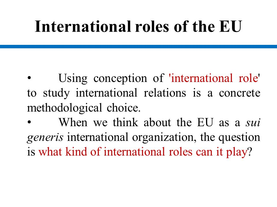 The Evolution of Policy Towards China The communication enumerates four basic aspects of European interests: Shared global and regional security interests which will benefit from responsible Chinese policy, i.e.
