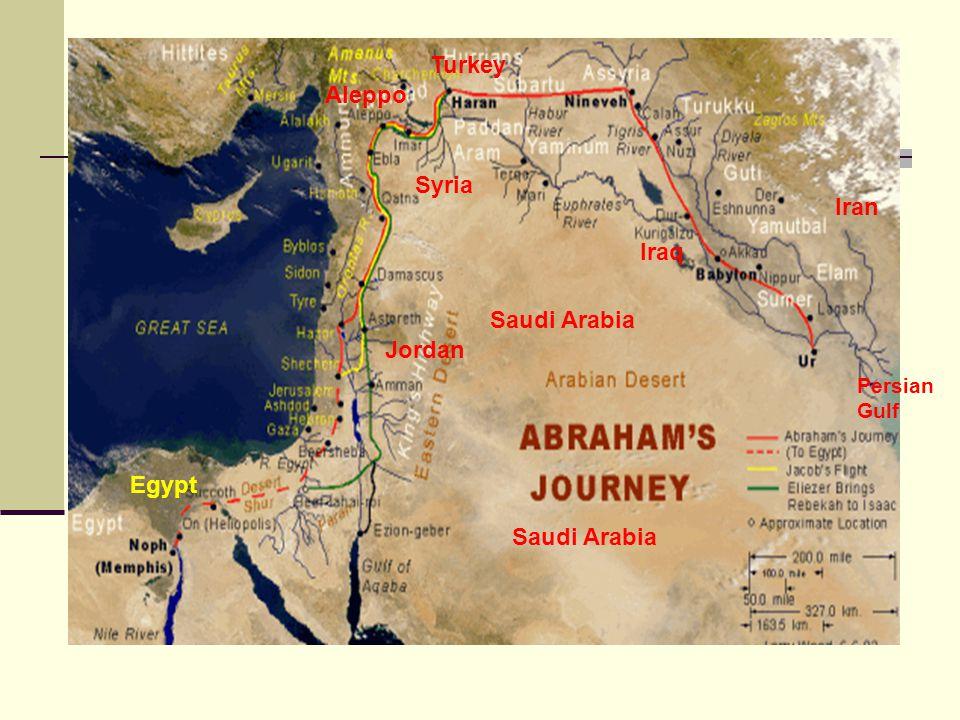 Iraq Persian Gulf Syria Saudi Arabia Egypt Jordan Iran Turkey Aleppo