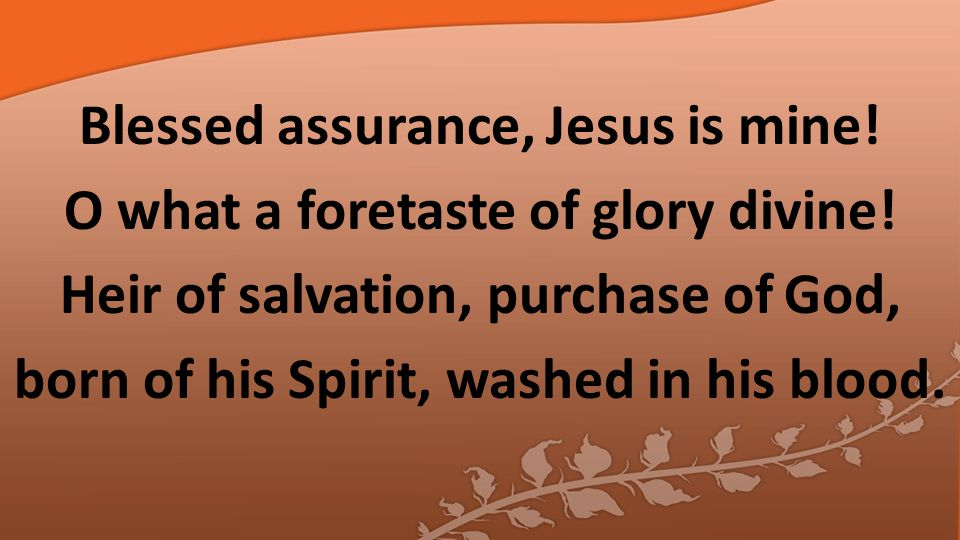 to proclaim Jesus, crucified and risen, our judge and our hope.
