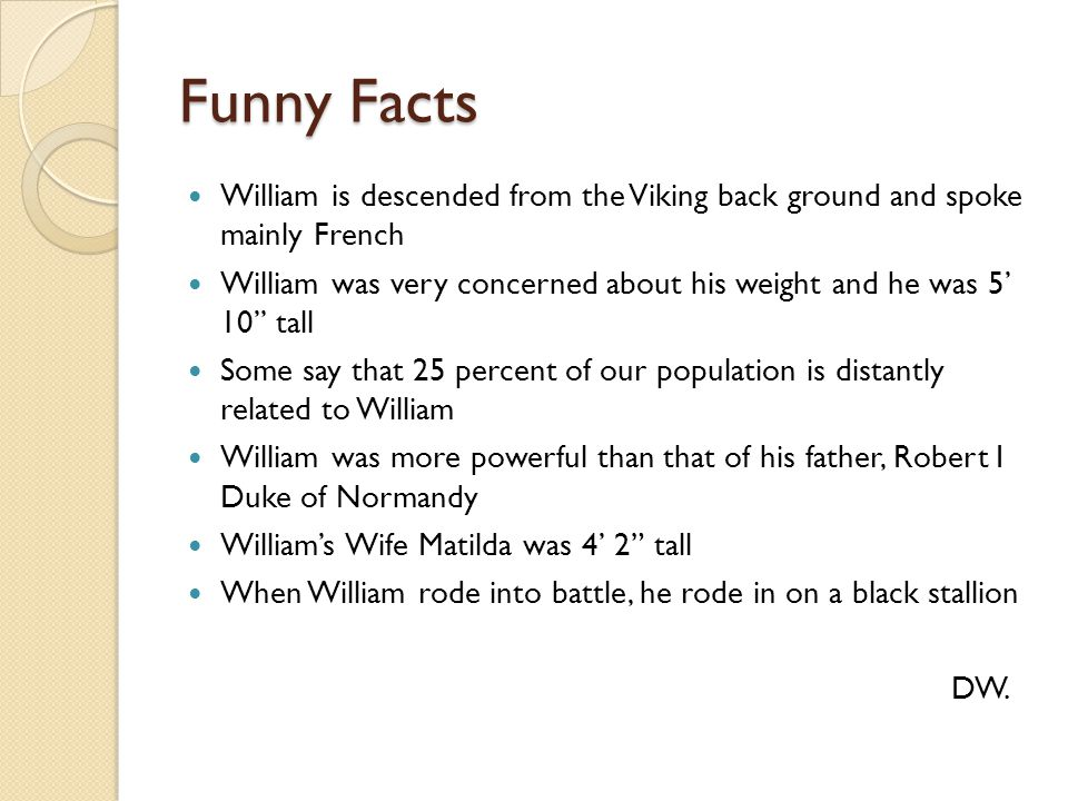 Works Cited William the Conqueror. 2013.The Biography Channel website.