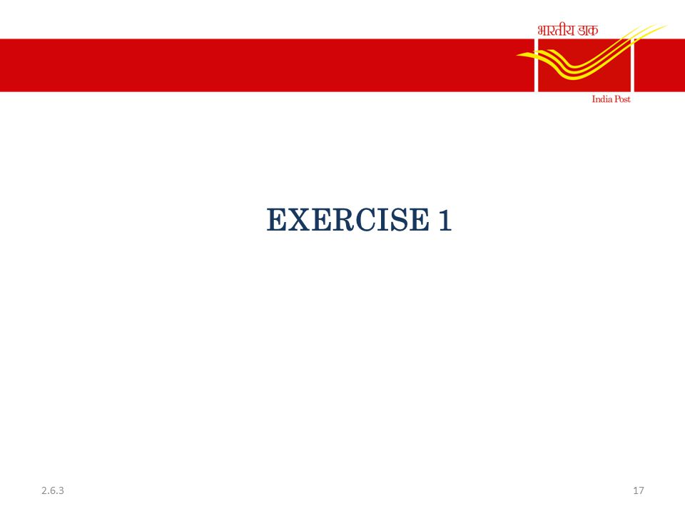 EXERCISE 1 172.6.3