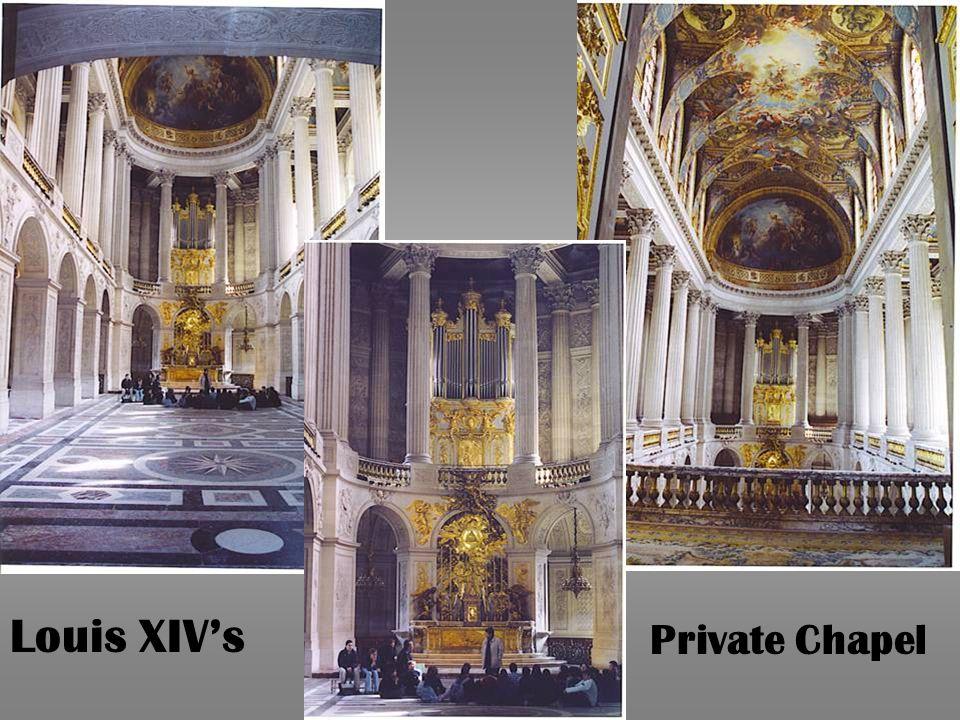Louis XIV's Private Chapel