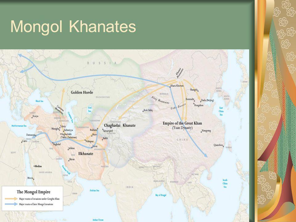 Mongol Khanates