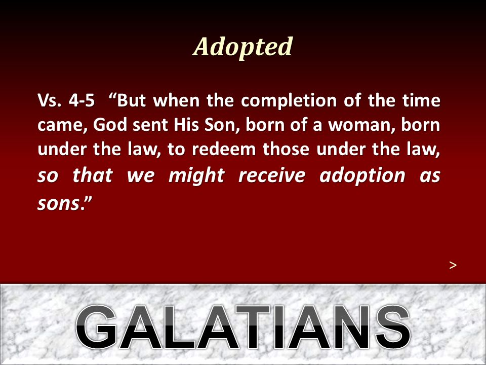 Adopted Vs.