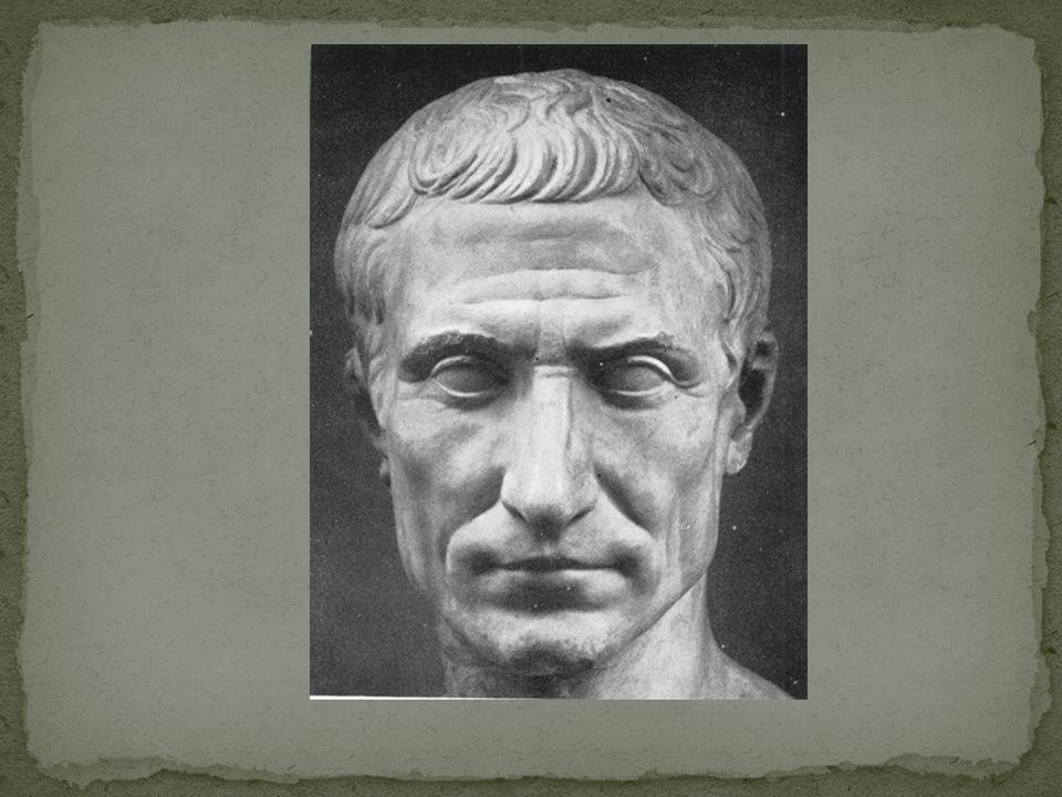 Crassus Pompey Caesar Caesar is elected as one of the consuls