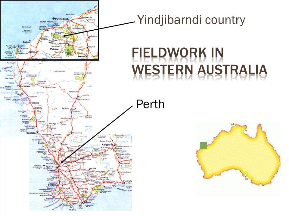 Perth Yindjibarndi country