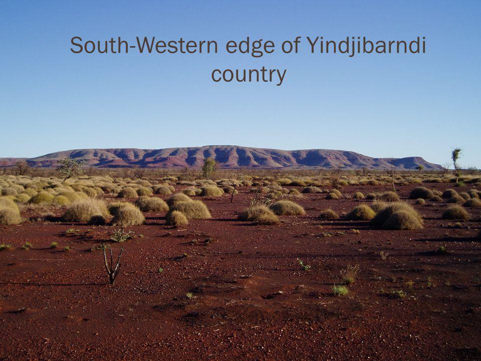 South-Western edge of Yindjibarndi country