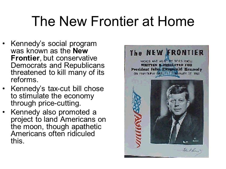 Rumblings in Europe JFK met Russian Premier Nikita Khrushchev and was threatened, but didn't back down.