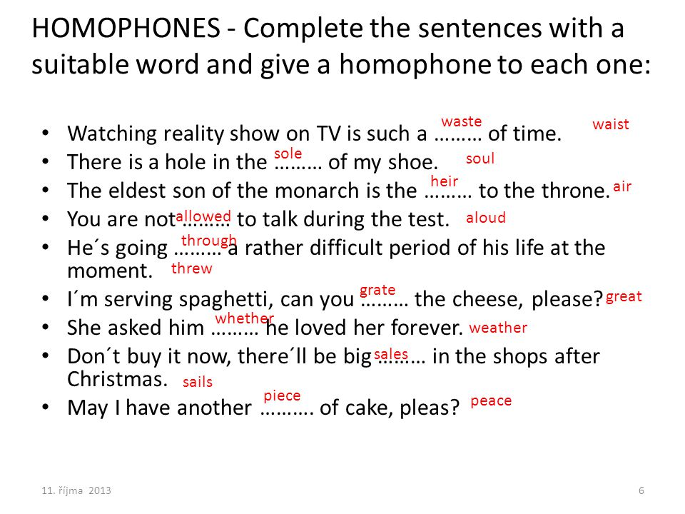Match the two parts and read the jokes based on homonymy 1)What did the big chimney say to the little chimney.