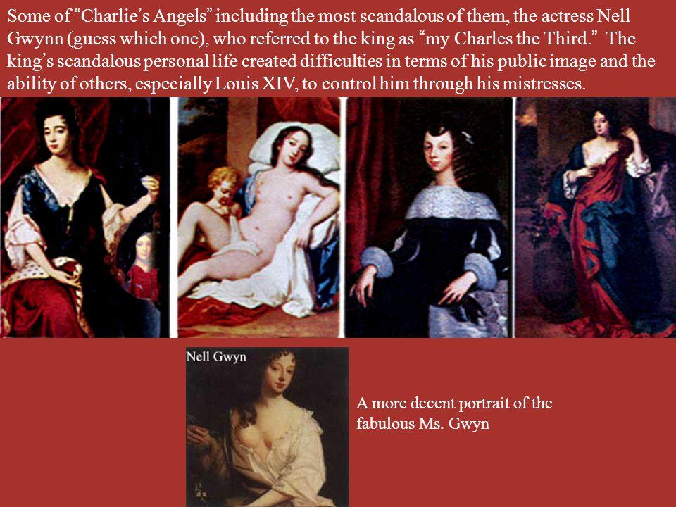 Charles II (1660-85)