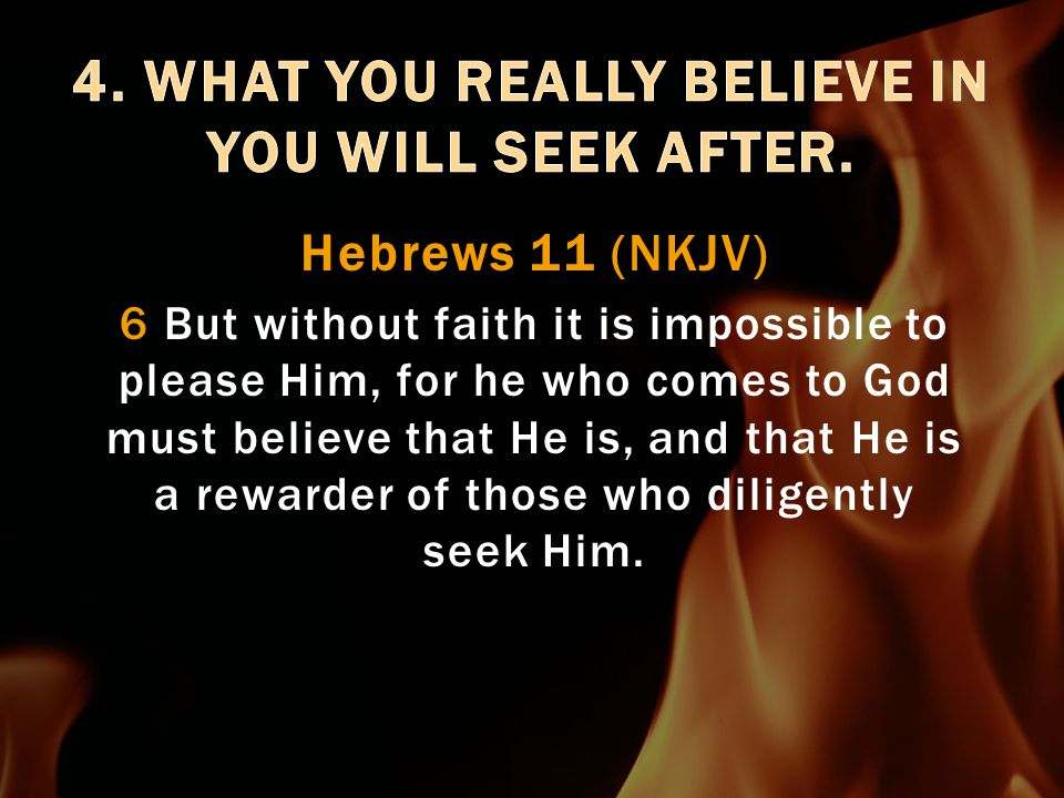 Hebrews 11 (NKJV) 7 By faith Noah, being divinely warned of things not yet seen, moved with godly fear, prepared an ark for the saving of his household, by which he condemned the world and became heir of the righteousness which is according to faith.