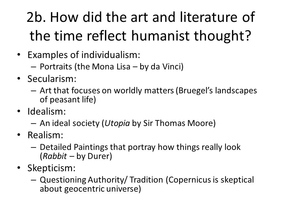 *3a.How did the Renaissance Expand North.