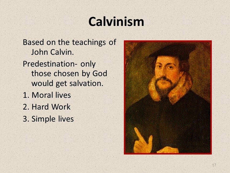 18 John Calvin Lawyer from Geneva, Switzerland.Lawyer from Geneva, Switzerland.