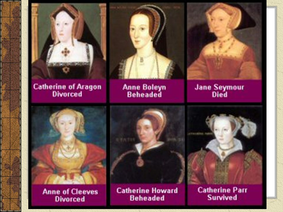 More Wives! Anne of ClevesAnne of Cleves, 4 th wife. This German princess served as Queen for only a few months before she and Henry agreed to divorce