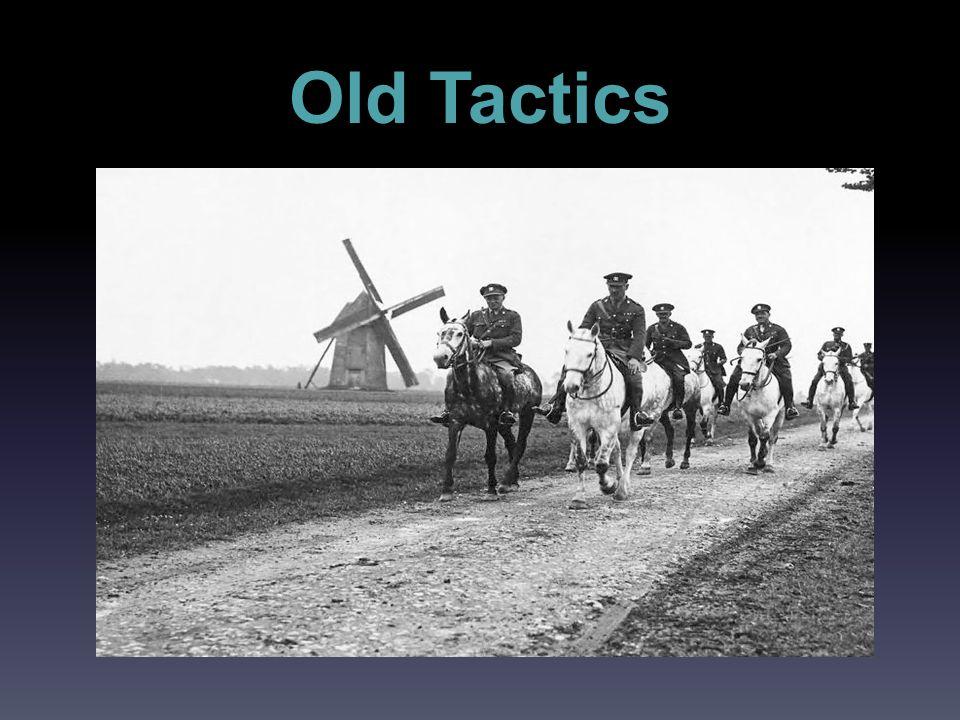 Old Tactics