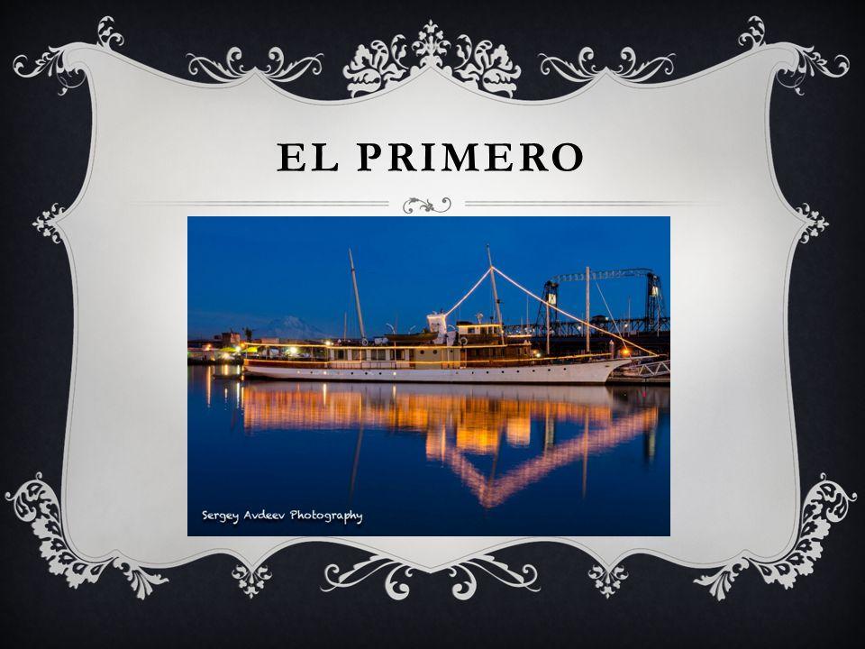 EL PRIMERO