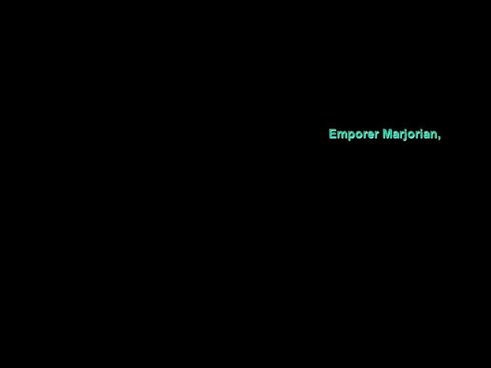 Emporer Marjorian,