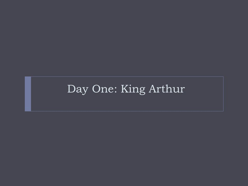 Arthur becomes King Arthur was crowned King but 11 of the local kings would not agree to him being High-King.