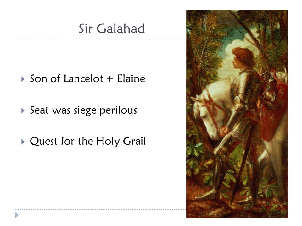 Lancelot  Although efforts have been made to connect the character of Lancelot to Celtic mythology, it is generally agreed that Lancelot was a contribution of the French Arthurian romances and medieval chivalric ideals.
