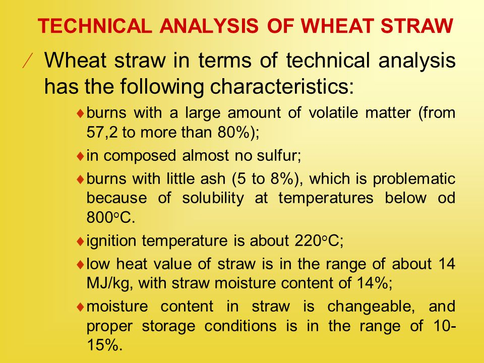 MATHEMATICAL MODELS DESCRIBING THE MASS REDUCTION OF WHEAT STRAW BALES EACH OF COMPACTION OBSERVED IN THE PROCESS OF THEIR COMBUSTION IN THE FIREBOX WITH FLAT IMMOVABLE GRATE