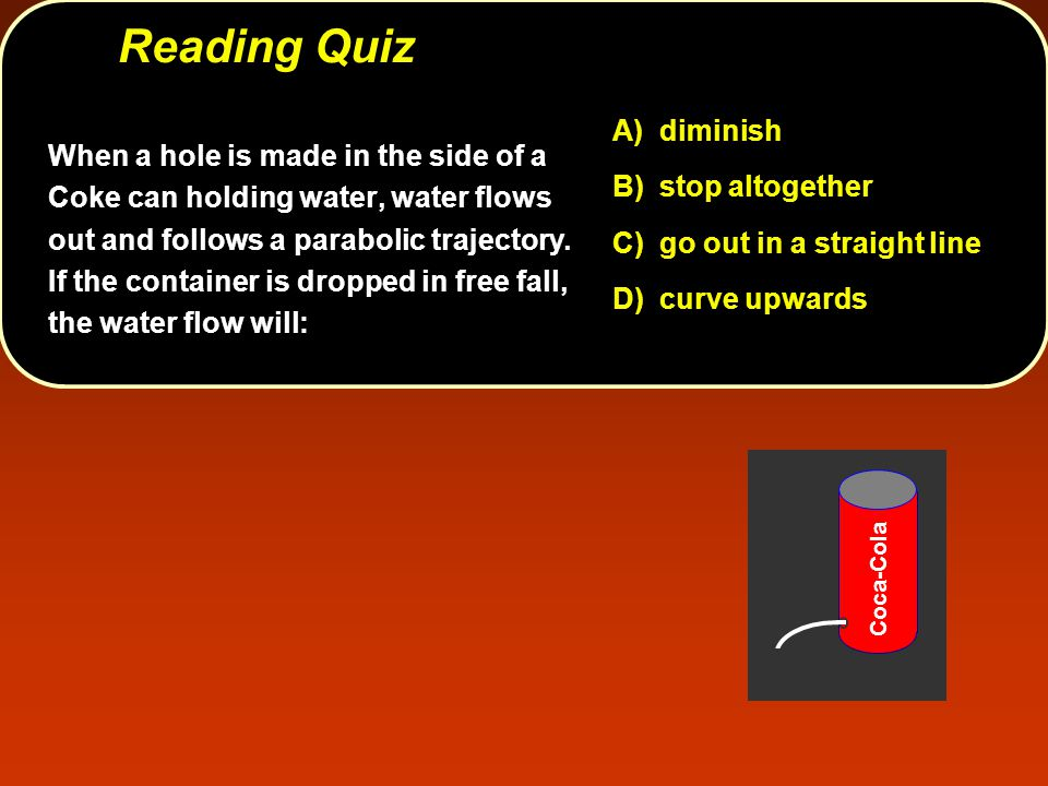 Conceptual Quiz A) container 1 B) container 2 C) container 3 D) all three are equal Three open containers are filled with water to the same height and have the same surface area at the base, but the total weight of water is different for each.