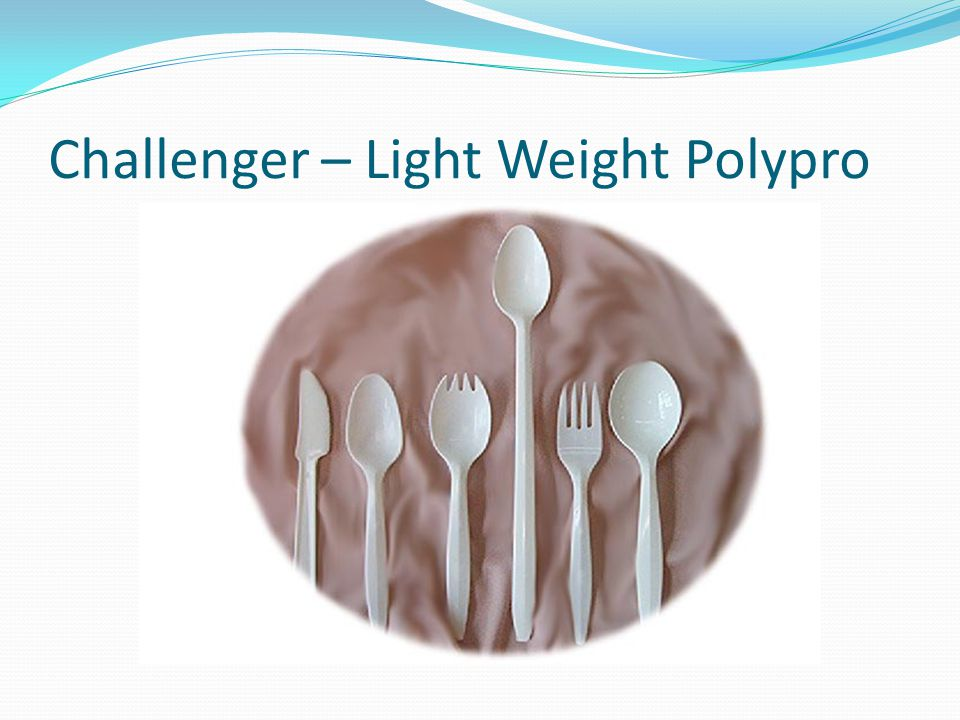 Challenger – Light Weight Polypro