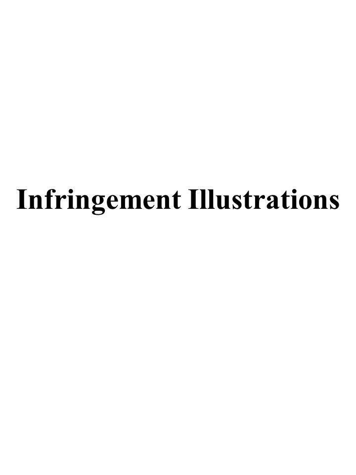 Infringement Illustrations