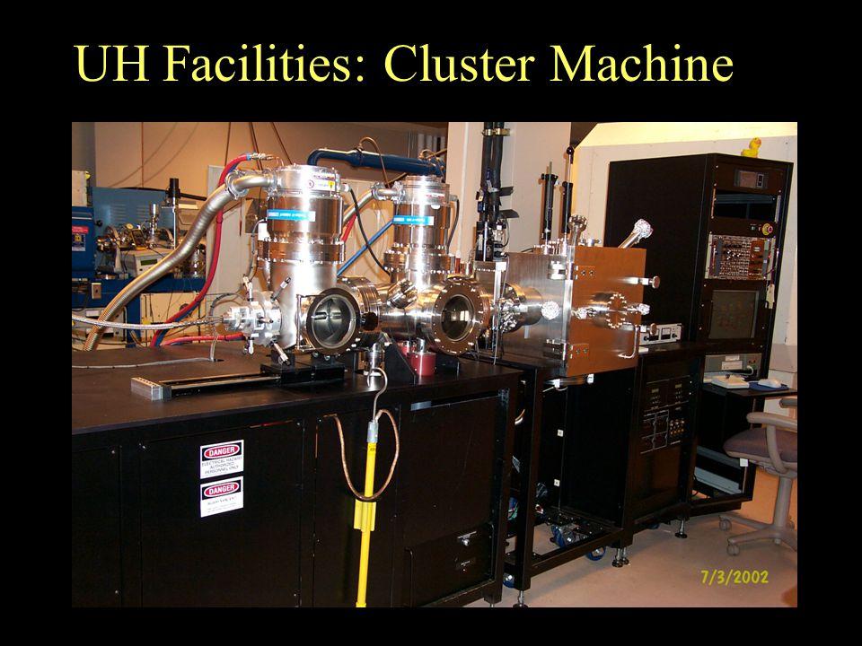 UH Facilities: Cluster Machine