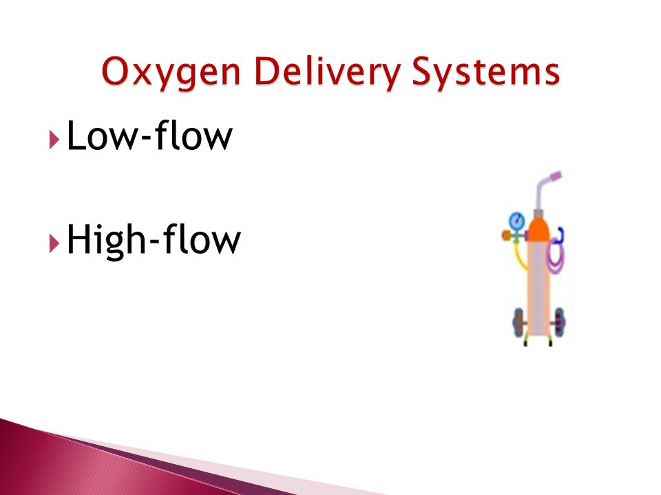  Low-flow  High-flow