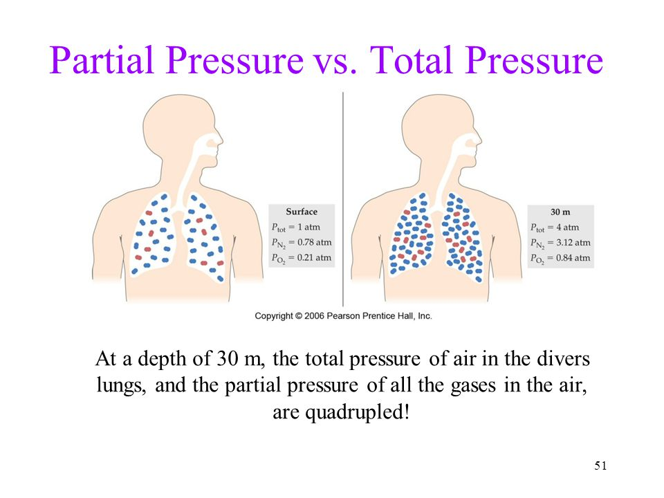 51 Partial Pressure vs.