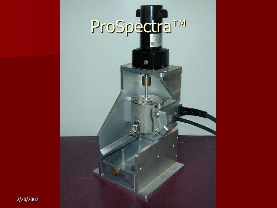 2/20/2007 ProSpectra™