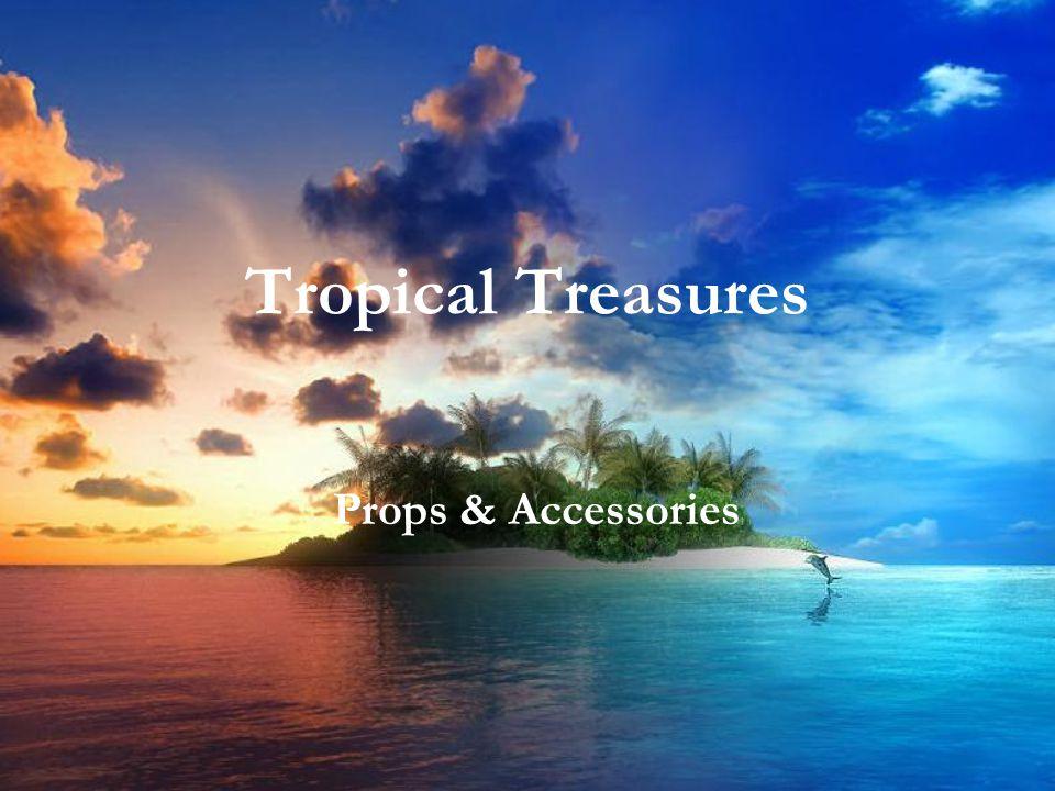 Tropical Treasures Props & Accessories
