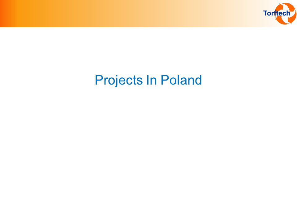 Projects In Poland