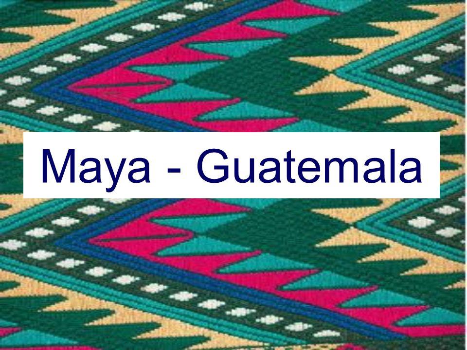 Maya - Guatemala