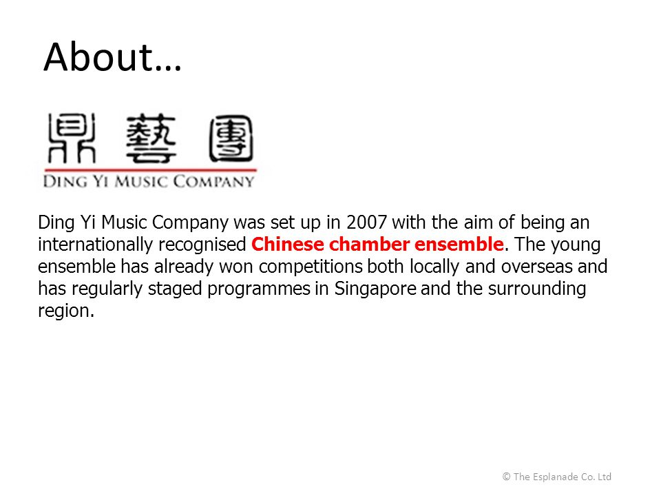 Think-Pair-Share What comes to mind when you...-imagine a Chinese music performance.