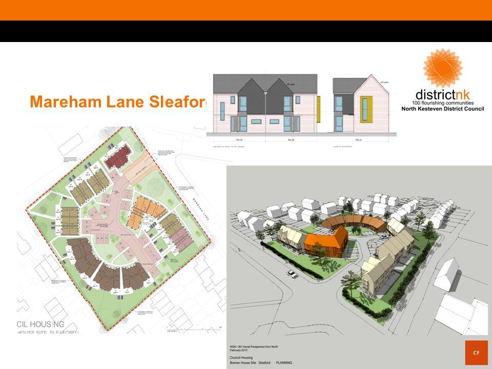Mareham Lane Sleaford