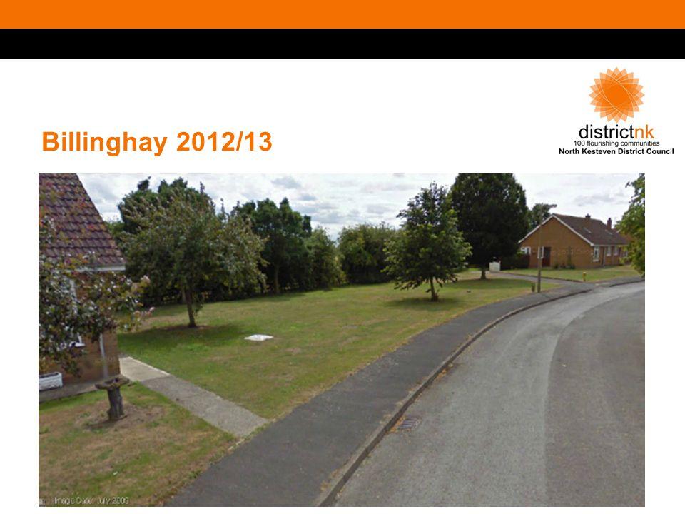 Billinghay 2012/13